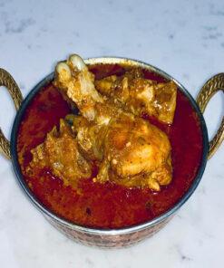 Chicken Malvani