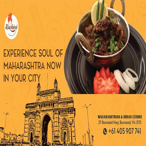 Ruchira Indian Restaurant